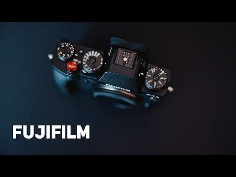 Обновление прошивки камер Fujifilm