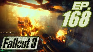 Fallout 3 Broken Steel Gameplay in 4K, Part 168: The Old Olney Sewer Crawl (Let