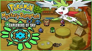 Pokémon Mystery Dungeon: Explorers of Sky - Episode 7 | Team Skull..