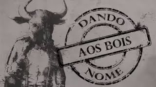 Oriente - Dando Nome aos Bois (Lyric Video) thumbnail