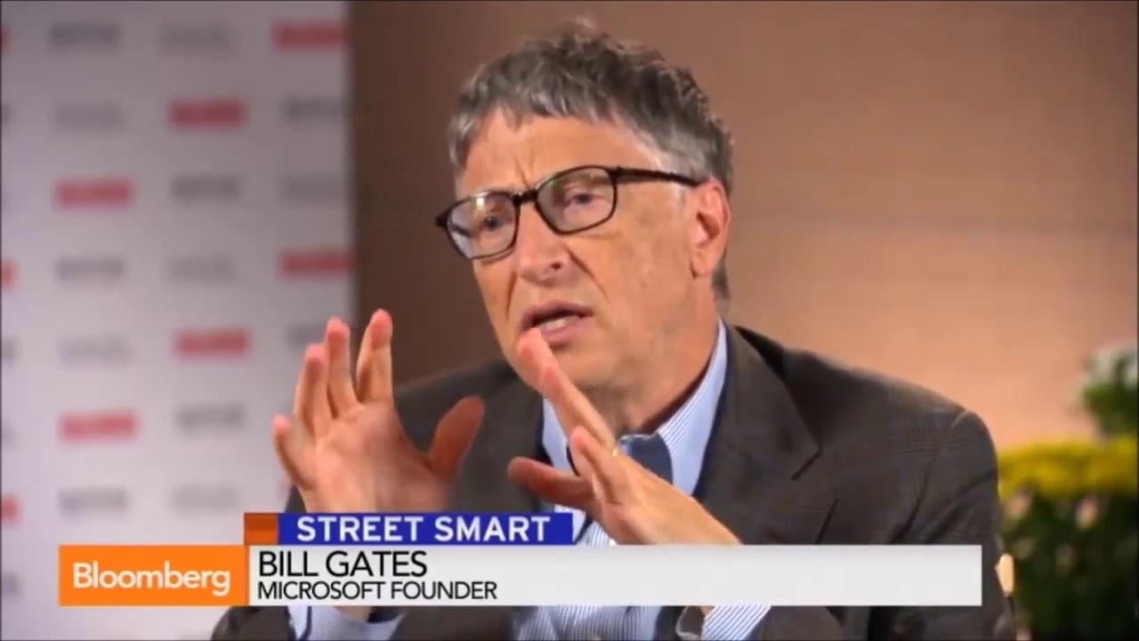 bill gates bitcoin interview