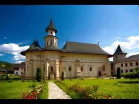 Romanian Orthodox Chant - Psalm 1,2,3 at Putna Monastery