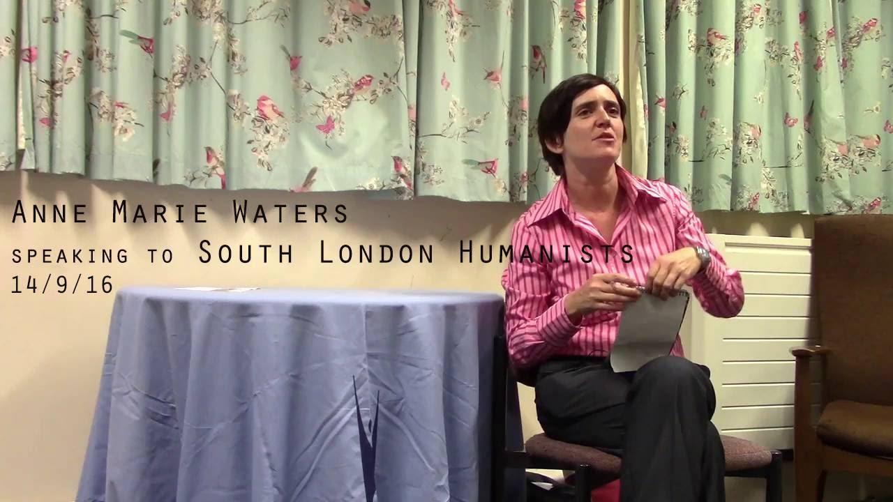 Anne Marie Waters - Islam Kills Free Speech