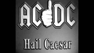 AC-DC Hail Caesar War Machine