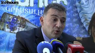 «Հուլիսի 1 ի դրությամբ Հայաստանում ստեղծվել է 2700 նոր աշխատատեղ»  Հովհաննես Ազիզյան