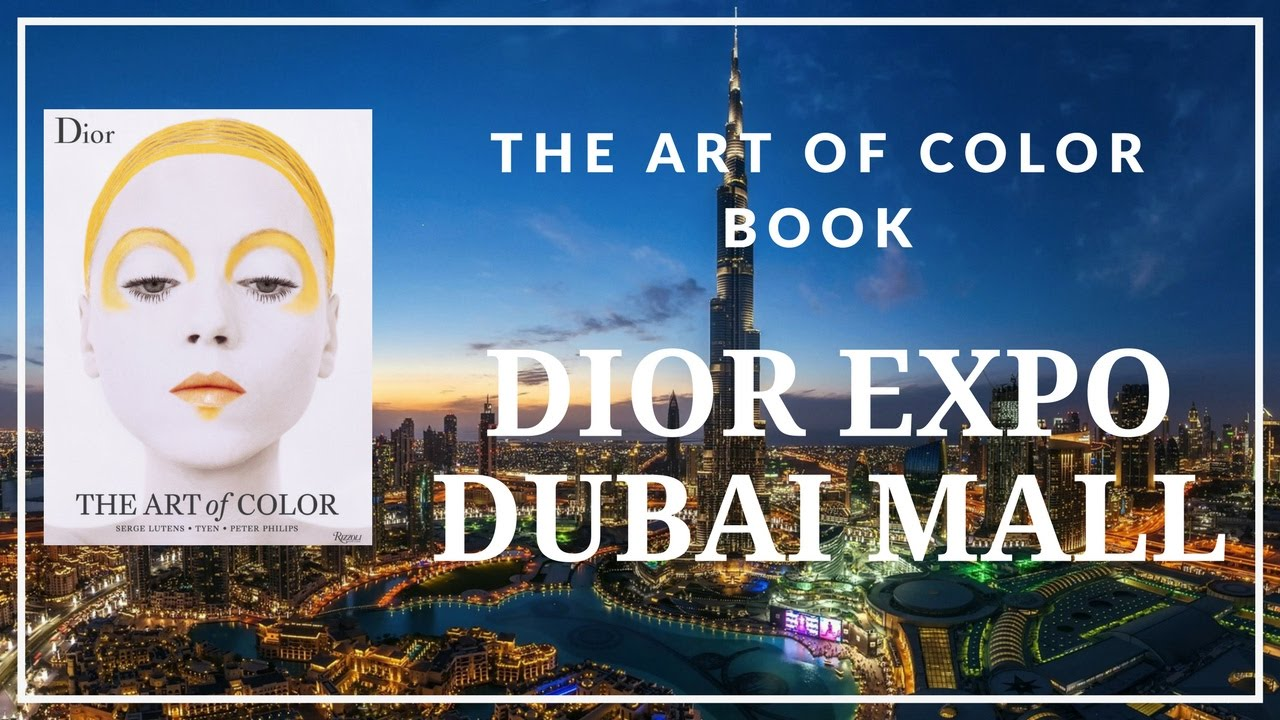 The art of color book - Dior Makeup The Art Of Color