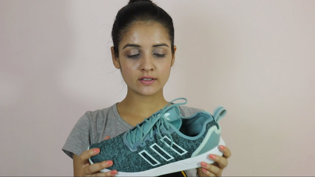 35bbbd6d9 ADIDAS ORIGINAL MI ZX FLUX ADV SHOES FULL REVIEW - YouTube