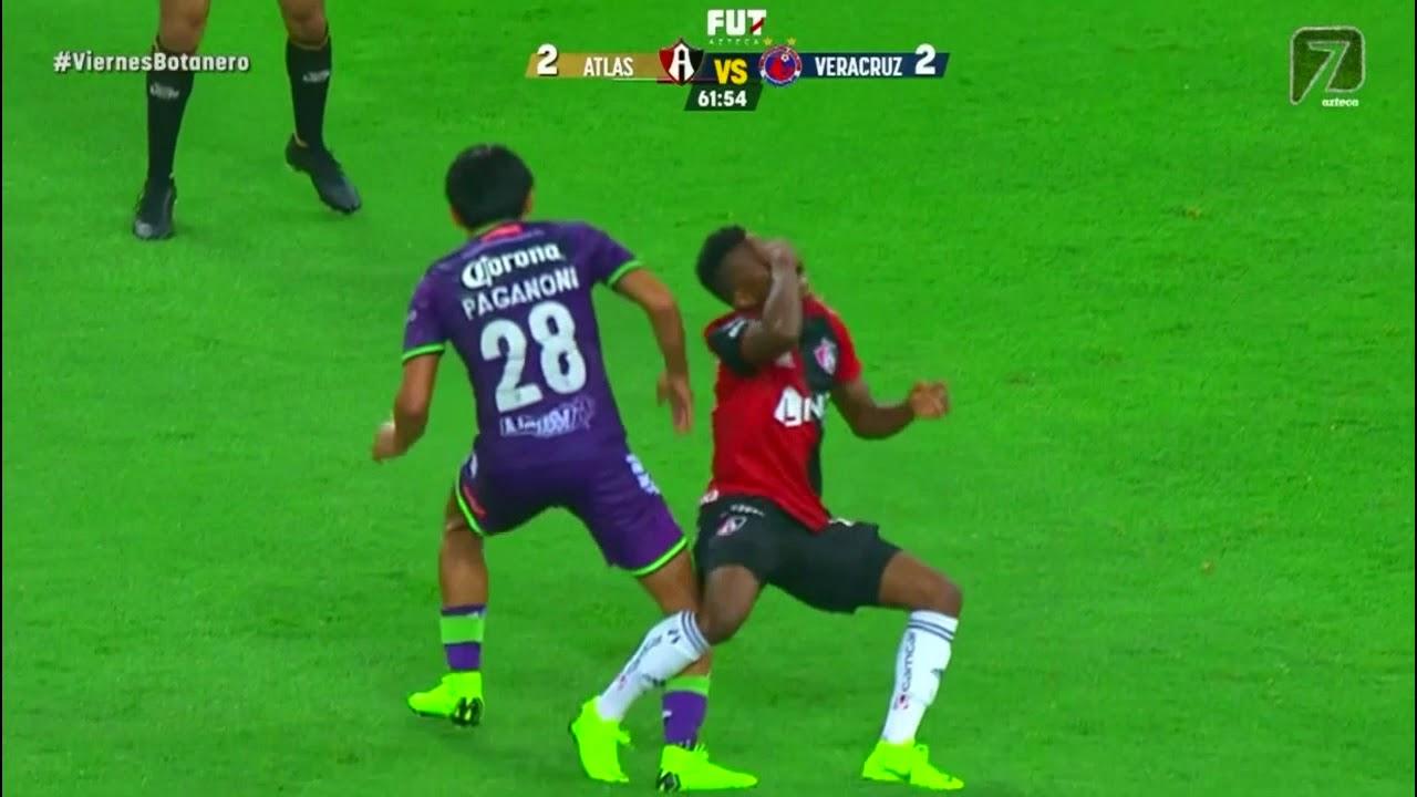 Resumen Atlas 4 3 Veracruz Liga Mx Apertura 2018