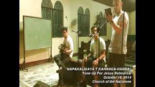 Napakaligaya At Kahanga-hanga - Tune Up For Jesus Band