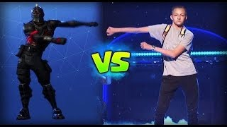 Fortnite Dance Celebrations VS Reality (Fortnite Battle Royale)