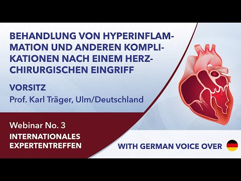 Internationales Expertentreffen | Herzchirurgie | Vollversion | Webinar 3