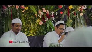Qomarun Sholatullahima Medley HD Habib Abdullah Al Atthos di Ar Ridwan 2