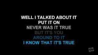 Big Me in the style of Foo Fighters karaoke version with lyrics