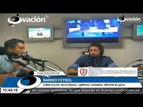 Paco Bazán tuvo fuerte altercado con periodista que llamó 'falopero' a Guerrero / Ovacion.pe