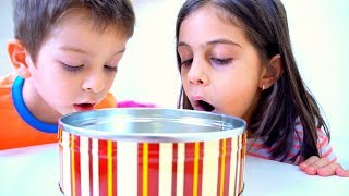 Who took the Biscuits?  Family Fun Video for Children