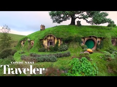 Visiting The Shire...By Drone | Condé Nast Traveler
