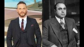 Tom Hardy Is Unrecognizable in Complete Transformation Into Al Capone for 'Fonzo'