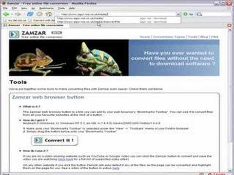 Zamzar url features youtube zamzar url features ccuart Images