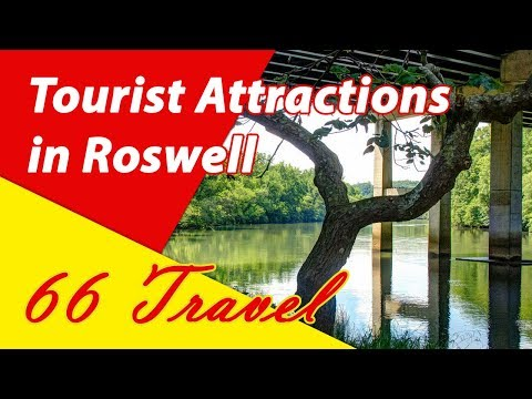 List 8 Tourist Attractions in Roswell, Georgia | Travel to United States