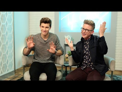 'The Tyler Oakley Show' with Shawn Mendes