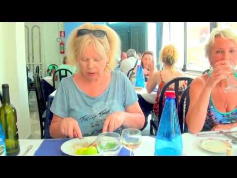 Семейный обед в Ресторане