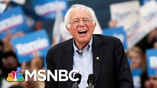 Poll: Bernie Sanders Jumps To Lead Nationally Among Non-White Voters | MSNBC