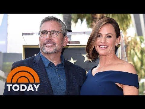 Steve Carell Honors Jennifer Garner's Star & Drake Surprises A Heart Transplant Patient | TODAY
