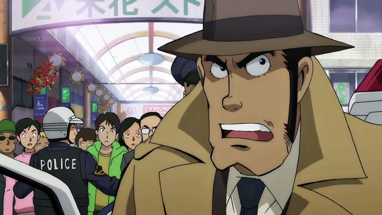 Lupin Đệ Tam Đối Đầu Thám Tử Conan – Lupin the Third vs Detective Conan