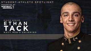 Naval Academy Student Athlete Spotlight: Ethan Tack