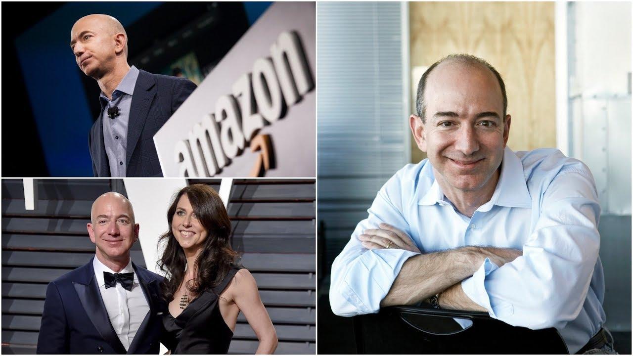 نتيجة بحث الصور عن Jeffrey Preston Bezos children