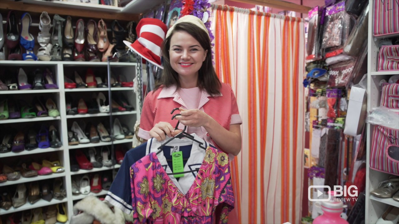 clarence park bazaar costume shop adelaide for retro costumes and