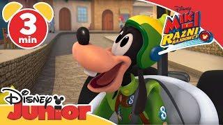 Miki i raźni rajdowcy   Wyścig z Wielkim Klopsem