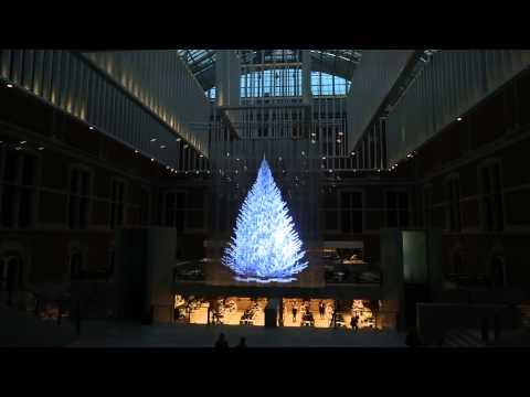 Tree of Light at Rijksmuseum