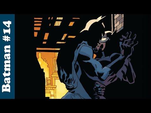 Rebirth: Batman #14 Review - One Last Night