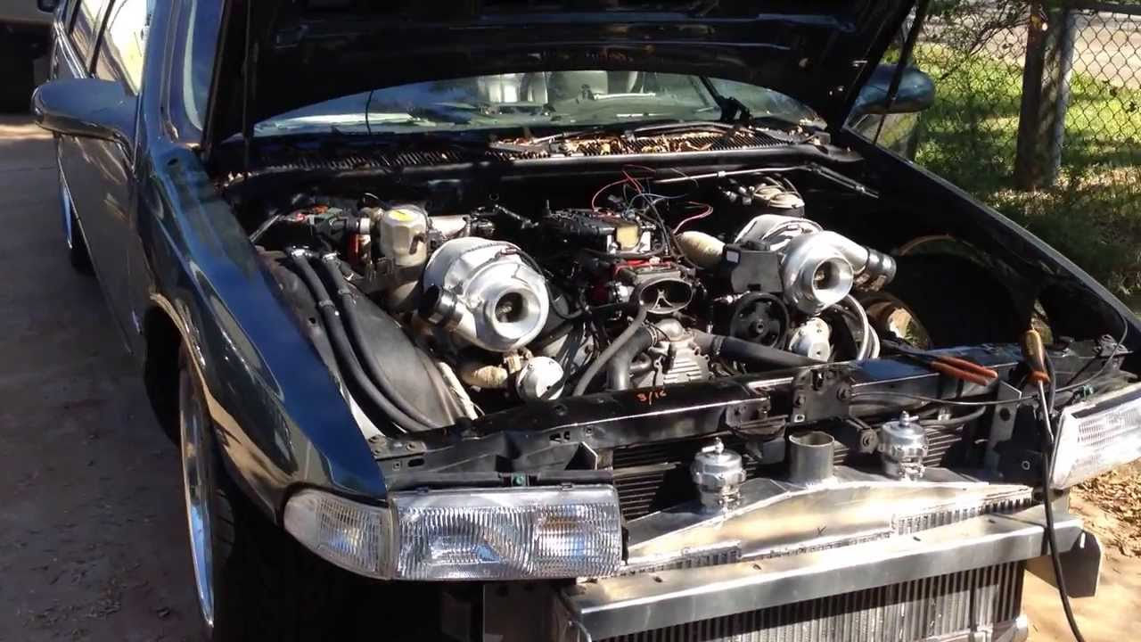 2013 chevy impala ss twin turbo
