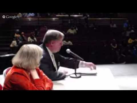 Commack Superintendent Testifies at NYS Assembly Education Forum