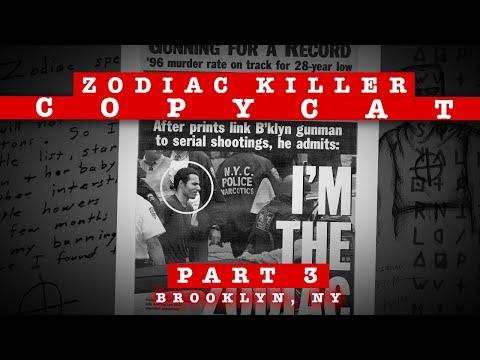 Capturing The Copycat Zodiac Killer • Part 3