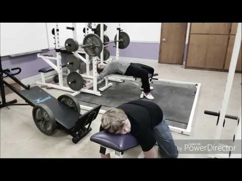 Death in the Weight Room Radon Video  Brownstown High School