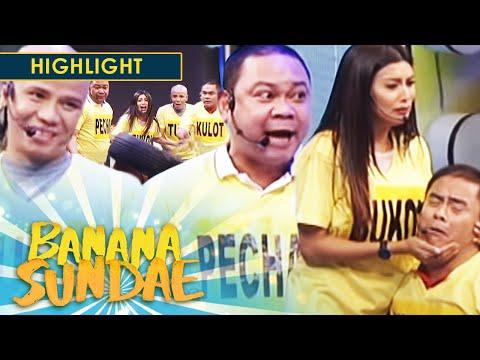 Banana Sundae: Isang Salita with Sunshine, Jayson, Jobert and Wacky Kiray