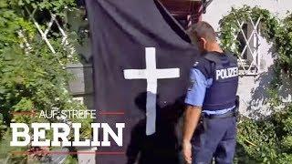 Gruseliges Kreuz an der Haustür: Was hat das mit ihrem Verschwinden zu tun? | Auf Streife | SAT.1 TV