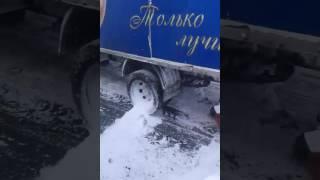 видео Массовое ДТП на трассе под Кемерово