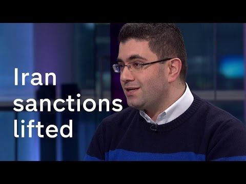 Iran's sanctions lifted