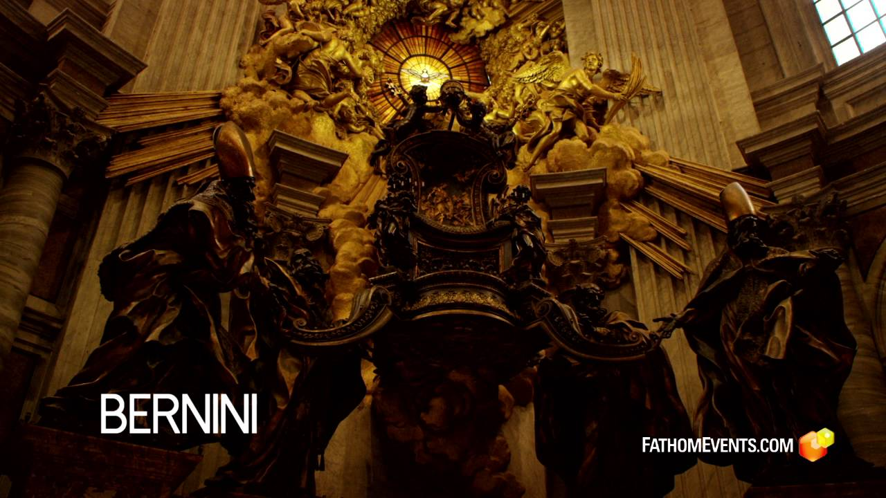 Art Architecture In Cinema St Peters And The Papal Basilicas Of Rome Trailer