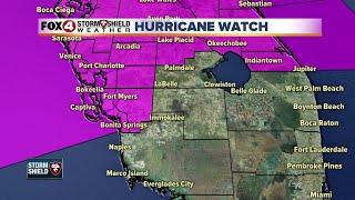Latest Hurricane Irma Update