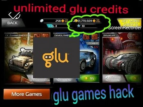 How To Hack Any GLU Game In Android (no Root)