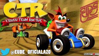 INSTRUMENTAL IMPROVICIANDO CRASH TEAM RACING