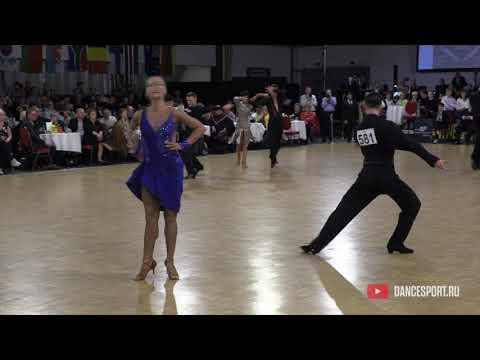 Grzegorz Zmokly - Magdalena Abramowicz POL, Pasodoble / Antwerp Diamond DanceSport Cup 2020
