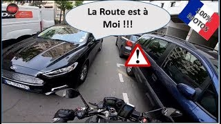 MOTARDS FRANÇAIS vs QUOTIDIEN # TOP 100% MOTOS