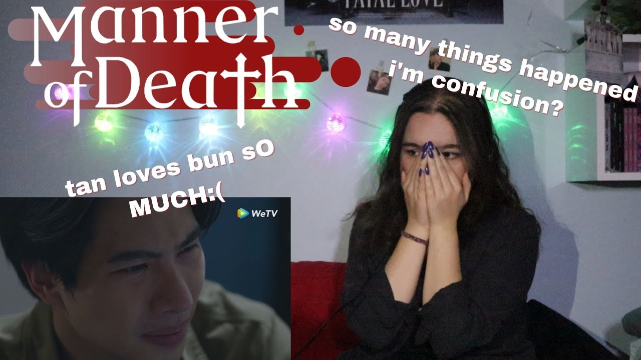 Download Manner of Death พฤติการณ์ที่ตาย | Ep 8 Reaction