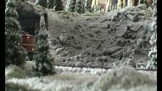 Märklin H0 Project Koning Winter Met Sneeuwval